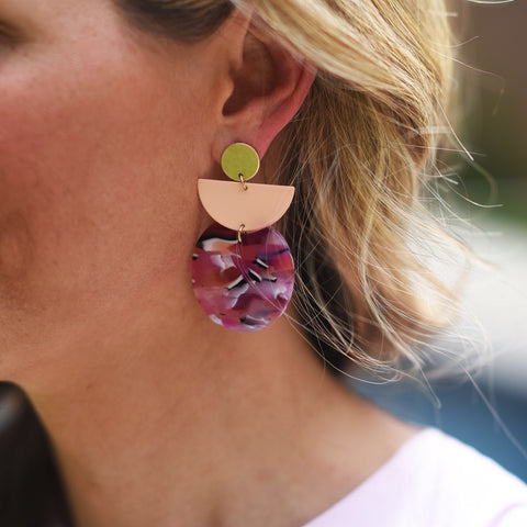 Rooftop Cocktail Earrings