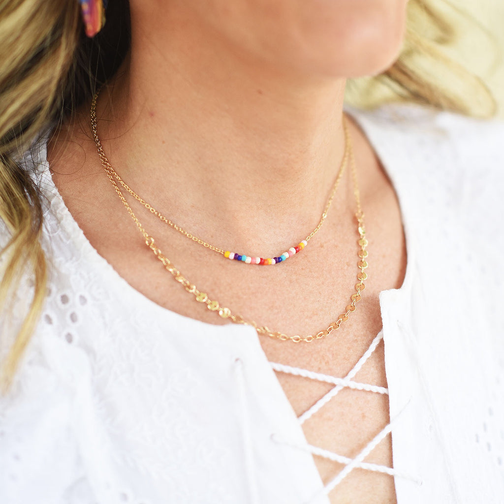 Double Layer London Necklace
