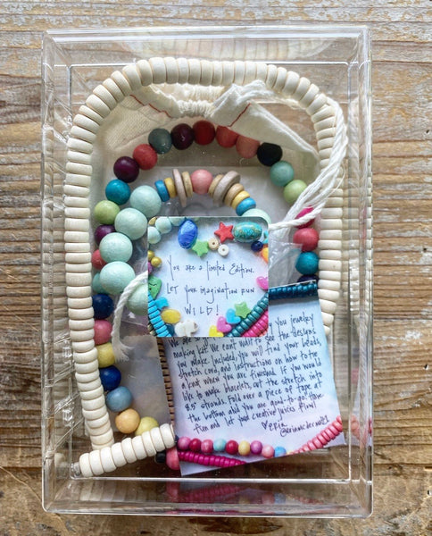 (New) Kid's Jewelry Making Kits with Box
