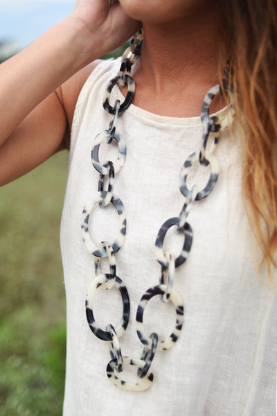 Italian Countryside Necklace