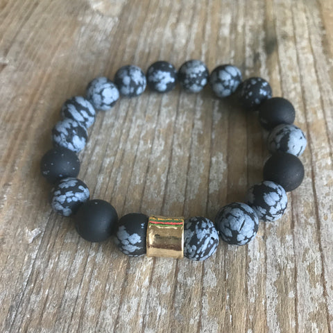 Midnight Hour Bracelet
