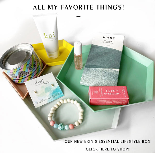 Erin's Essentials Lifestyle Box
