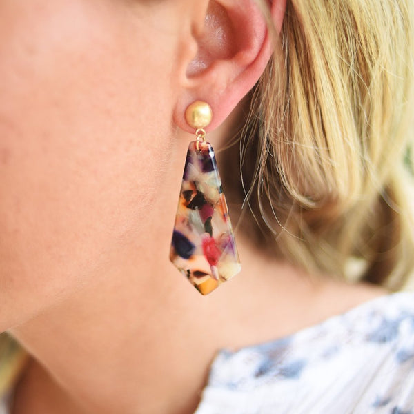 Flower Market Earrings