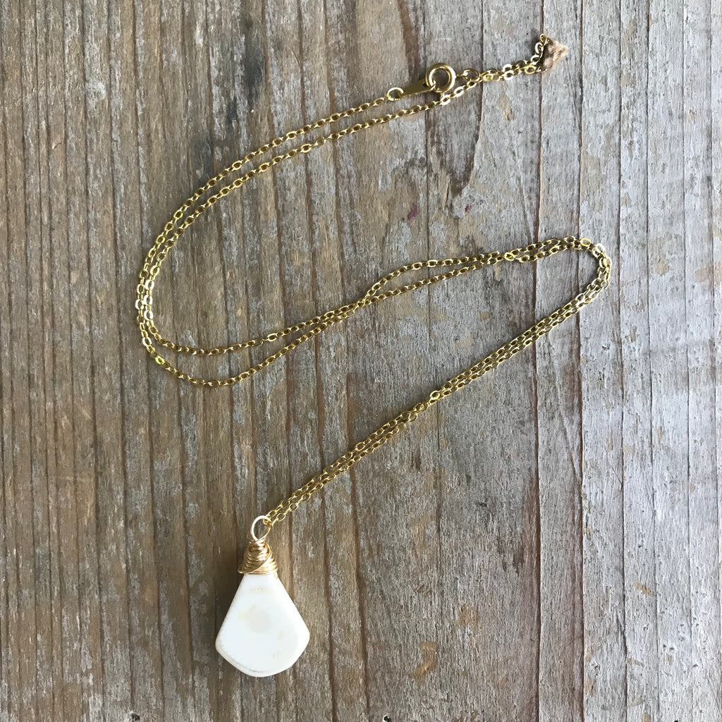 White Sands Necklace