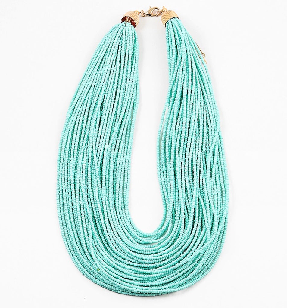 Mint Mojito Necklace