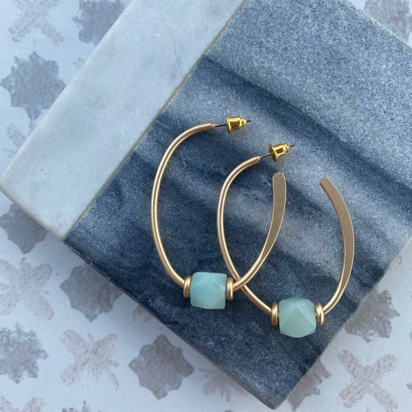Paris Cafe Earrings