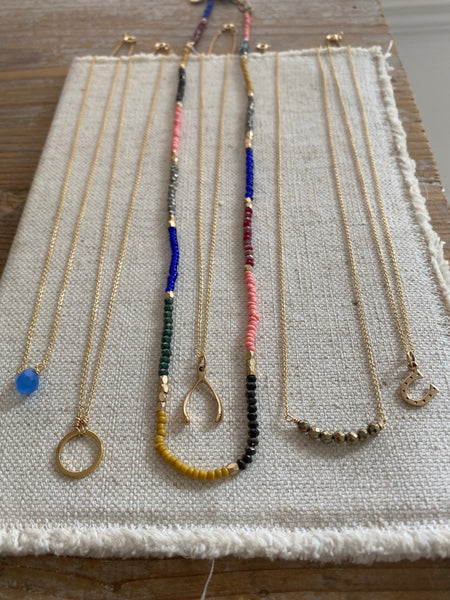 Essential layering Necklaces