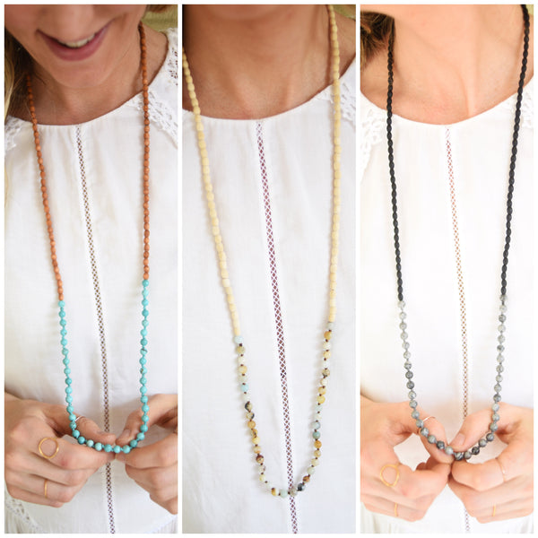 Best-Selling Necklaces - Discontinued // 60% off