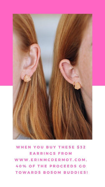 Connor House Bosom Buddies Earrings