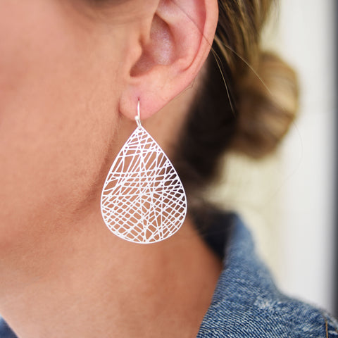 Cross-Country Road Trip Earrings