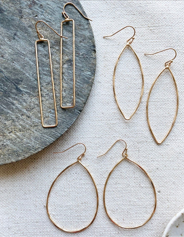 Hammered Gold Basics