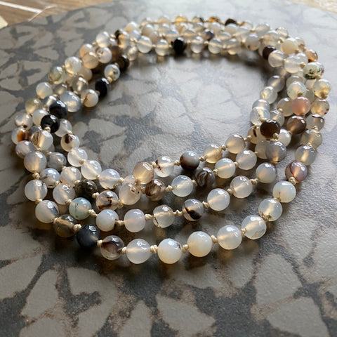 Iceland Agate Necklace
