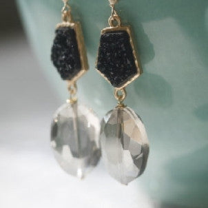 Midnight in Madrid Earrings