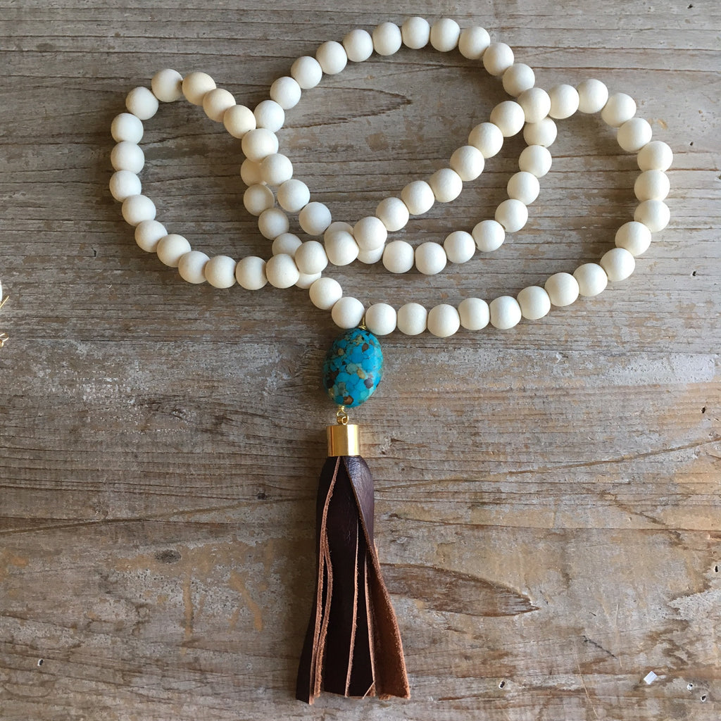 Telluride Tassel Necklace