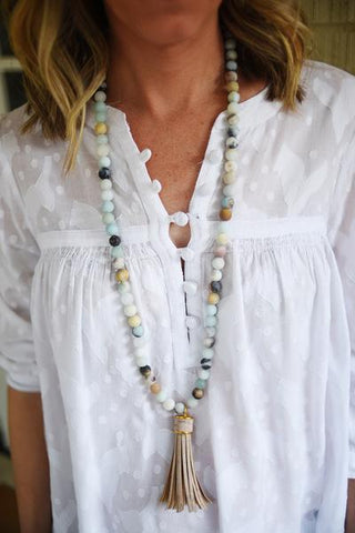 Tybee Island Necklace