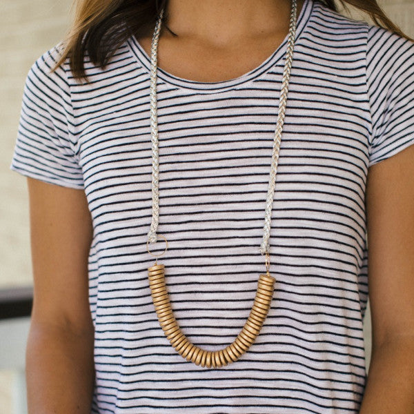 The Weekender Necklace