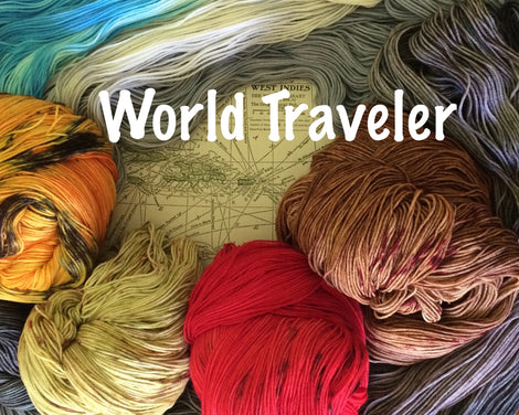 World Traveler (light fingering)