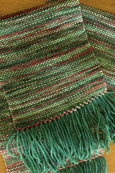 Kit - Woven Turtle Scarf - Conservation Line