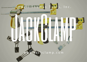 Top 5 Projects the JackClamp Can Be Used For