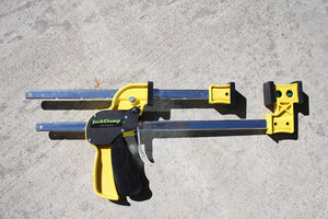 Single Parallel Bar JackClamp