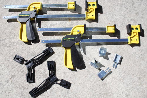 The JackClamp System Kit