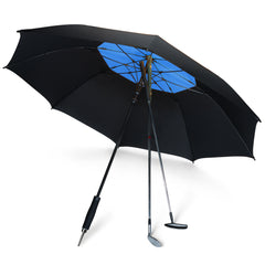 Davek Solo Umbrella Quality Windproof Travel Umbrella With Automatic Open Close Strong Portable