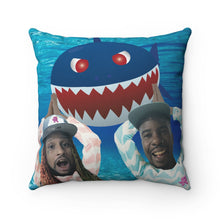 Load image into Gallery viewer, Baby Shark Twerk Accent Pillow