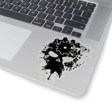Load image into Gallery viewer, Dirty Machine: Splatter Skull Kiss-Cut Stickers