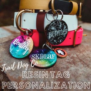 Resin Tag Personalization