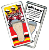 Bahamas FootWhere® Souvenir Magnet. 72 pieces/6 assorted styles.