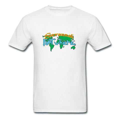 Savannah FootWhere® Souvenir  T-Shirt
