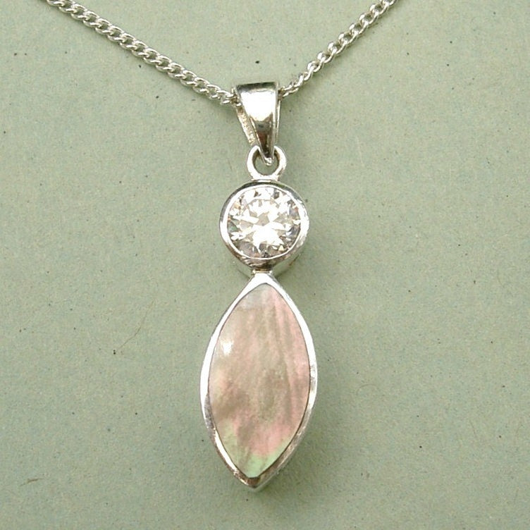 silver-mother-of-pearl-cubic-zirconia-pendant-by-Next-1