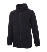 KIDS & ADULTS FULL ZIP POLAR FLEECE 3FJ