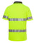 HI VIS S/S (D+N) TRADITIONAL POLO  6HVST