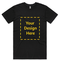 Create your own T-shirt - Black