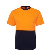 HI VIS TRADITIONAL T-SHIRT   6HVT