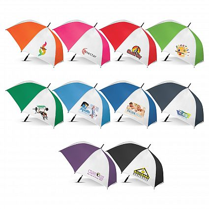 Hydra Sports Umbrella - White Panels (25pcs)