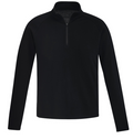 MENS MERINO WOOL MID-LAYER PULLOVER   ZT766