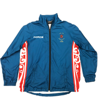 Custom Sublimated Track Jacket