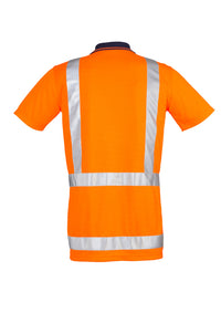 HI VIS TTMC-W SHORT SLEEVE POLO  ZH243