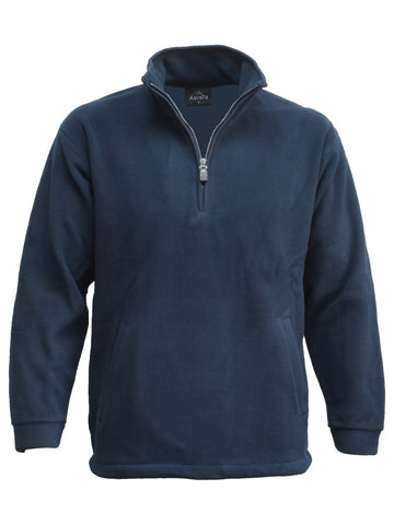 PTN Microfleece Half Zip Top