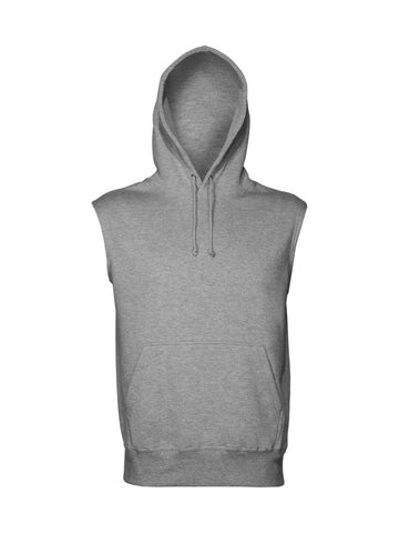 SLEEVELESS PULLOVER HOODIE  SLH