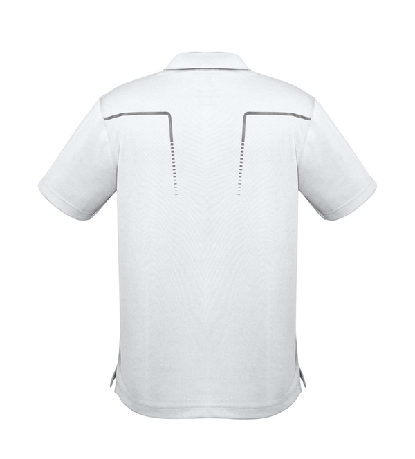 MENS CYBER POLO   P604MS