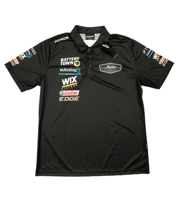 Custom Sublimated Racing Polo shirts