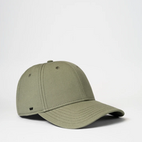 U20608RC 6 Panel Recycled Cotton Baseball Cap