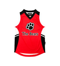Custom Sublimated Singlet - Kids/Youth/Adult