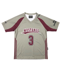 Custom Sublimated Baseball/Softball T-shirts