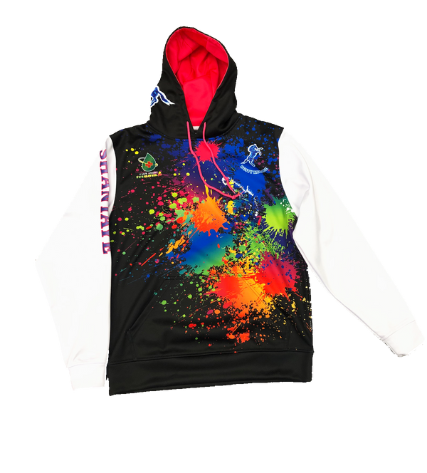 Custom Sublimated Hoodies