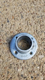 Rail Connector Flange - Drilled