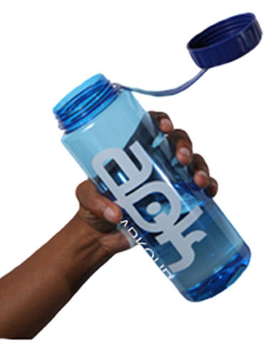 Stay Fluid Water Bottle